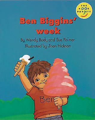 (Good)-Ben Biggins' Week Read-Aloud (LONGMAN BOOK PROJECT) (Paperback)-Body, Wen