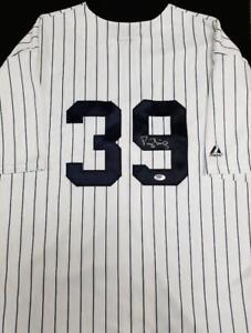 Image is loading DARRYL-STRAWBERRY-Signed-Majestic-NEW-YORK-Yankees-Jersey- 1228f6b7c90