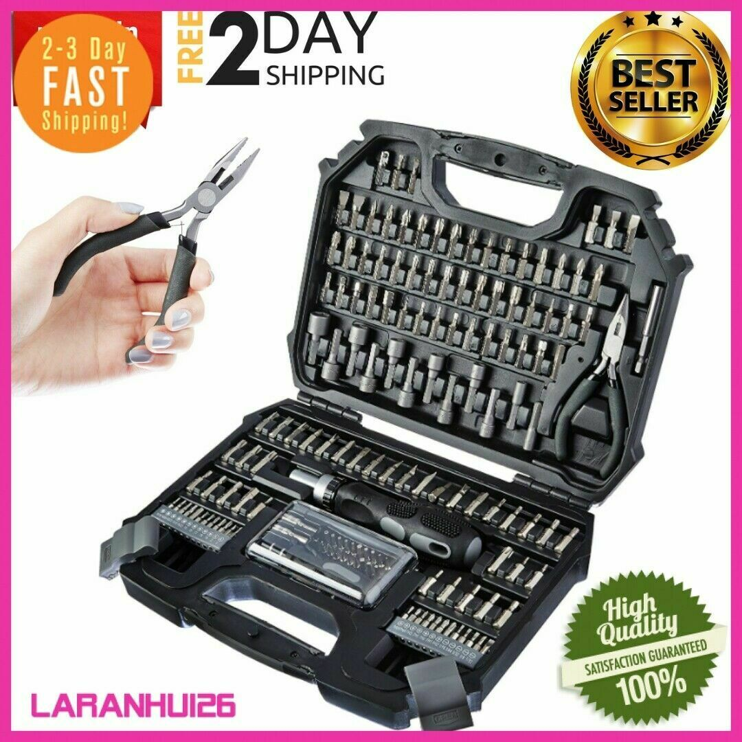 NEW Gunsmith Screwdriver Set Wheeler 151 Bits Pro Gunsmithing Firearm Tools Kit
