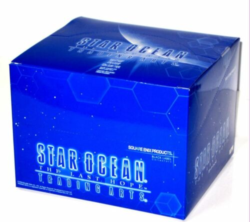 THE LAST HOPE BOX SET 6 boxed figure SQUARE-ENIX japan action anime STAR OCEAN