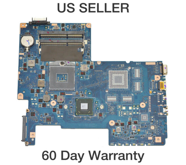 Toshiba Satellite L775-S7309 L775-S7352 Intel Laptop Motherboard H000032290