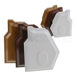 Synseal Starter Gable Glazing Bar End Cap Xlec1 Global Conservatory Roof Spar Ebay