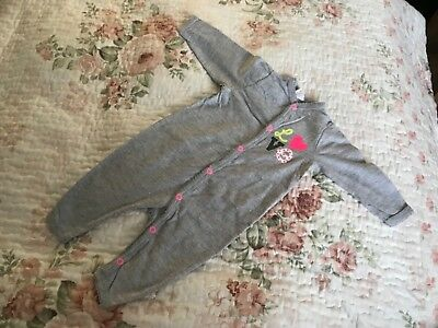 Smart H&m Baby Girl All In One Outfit 1-2 M Elegant Appearance Baby