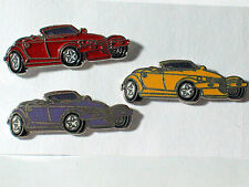 Chrysler Plymouth Prowler Automobile Pin , Choice of (1) State color  , sz-lg