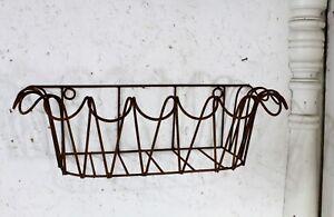Image Is Loading 26 5 034 Wrought Iron Scalloped Metal Window