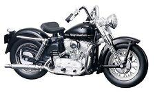 Maisto Harley-Davidson 1952 K Model (Black) 1:18 Scale Diecast Model Motorcycle