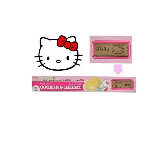 Sanrio Hello Kitty Food Fork Picks /& Rice Ball Wrapper  from Daiso Japan