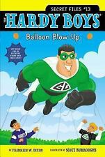 Balloon Blow-Up (Hardy Boys: The Secret Files)