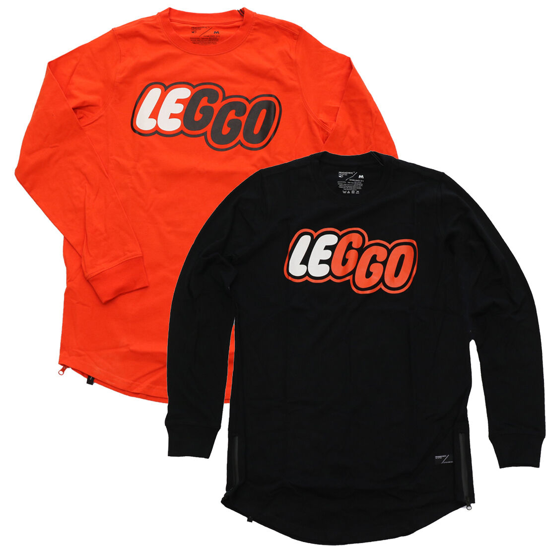 NEW PRADAGY LEGGO TEE LONG SLEEVE JERSEY PA77LS