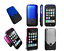 ifrogz-iPhone-3G-3GS-Two-Tone-Lux-Case-amp-Screen-Protector-Blue-Purple-Silver thumbnail 1