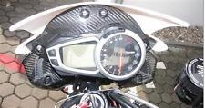 TRIUMPH SPEED TRIPLE 1050 2011 CARBONIO strumenti Supporto Cabina Di Pilotaggio Tachimetro