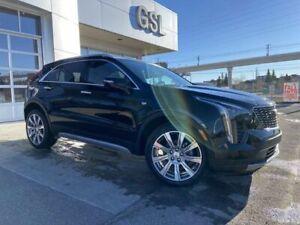 2021 Cadillac XT4 AWD Premium Luxury