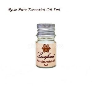 Rose-Essential-Oil-Pure-Natural-5ml-Free-Shipping