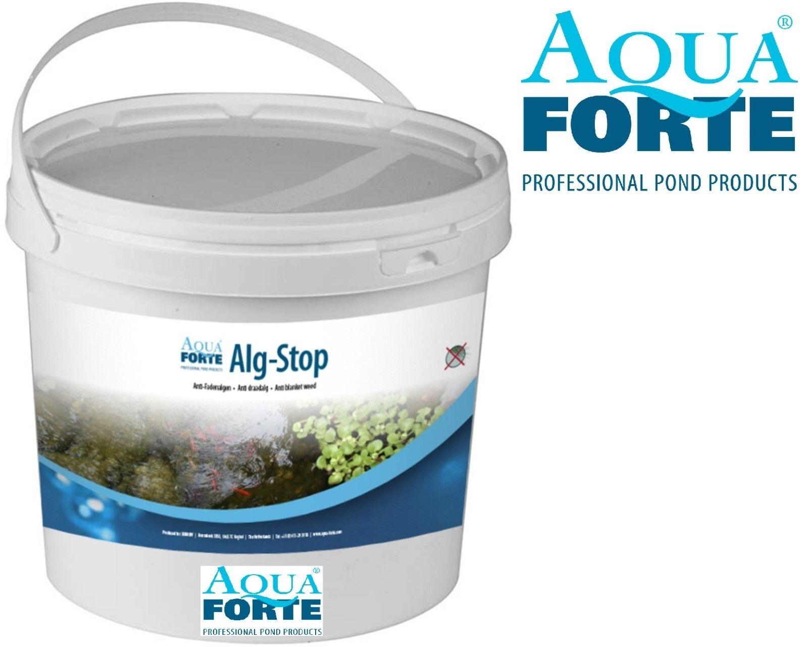 10 kg Aquaforte Alg Stop Fadenalgenvernichter,Algenvernichter,Anti Fadenalgen