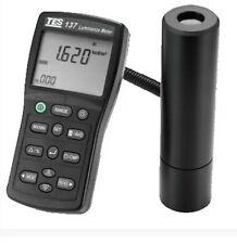 1pc Tes 137 Luminance Meter Light Meterluminance Meters