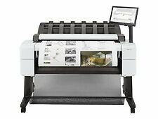 Hp Designjet T2600ps Mfp 36 Wide Format Plotter Engineering Copier Scanner Pdf