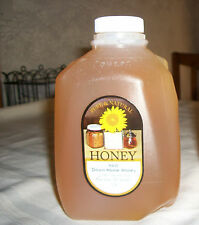 100% Raw Pure Natural Clover Honey (3 Lbs) Nutritional (Down Home Honey)