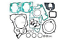 RM125 ENGINE REBUILD KIT 2008 PISTON KIT CONROD KIT GASKETS SEALS MAINS SUZUKI