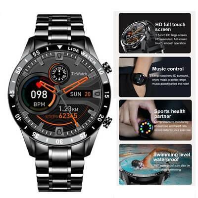 2021* Smartwatch Armband Herzfrequenz Pulsuhr Blutdruck..