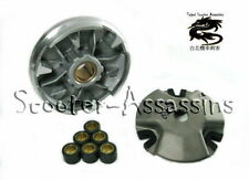 VARIATOR SET with WEIGHTS for YAMAHA Breeze,Neos,Jog Aerox,Zest,BWS 50 SCTZ