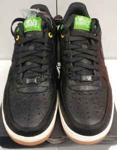 detailing 0687d 2f5e9 Image is loading NIKE-AIR-FORCE-1-LOW-PRM-QS-BRASIL-