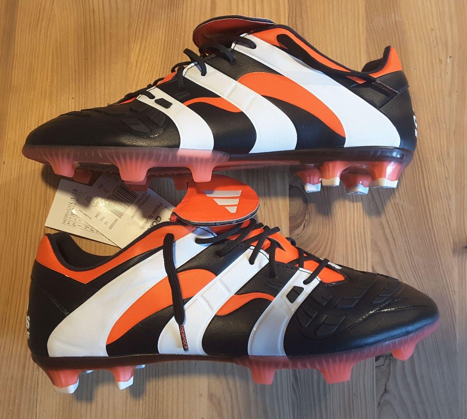 Nuevo Y En Caja Adidas projoator accelerator fg botas de fútbol 10 44 2 3 venganza Pack remake