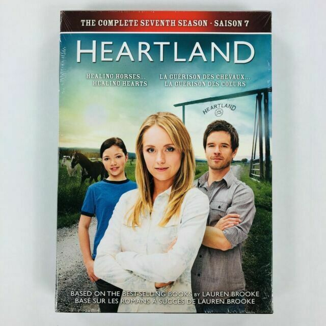Heartland Complete Seventh Season 7 Dvd 5 Disc Set Cbc Canadian Tv Series For Sale Online Ebay