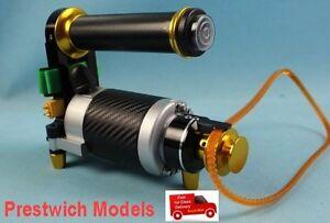 Electric Starter Pour Tous Les Moteurs 3.5cc à 30cc Bateau Gas Nitro Lipo Life-afficher Le Titre D'origine