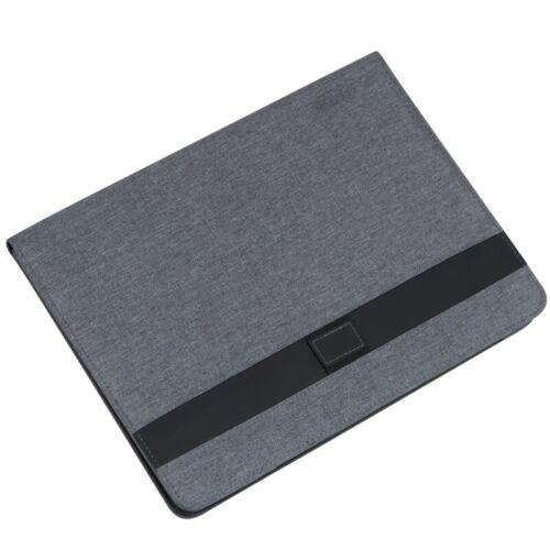 Elegante Schreibmappe Mondeville DIN A4 im Materialmix NEU