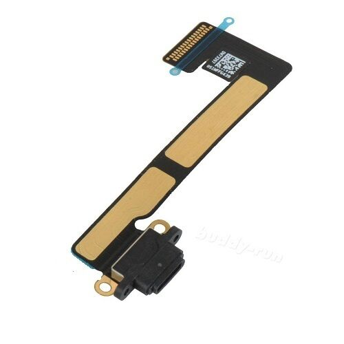 BLACK Dock Connector Charging Charger Port Flex Cable FOR iPad MINI 2 /& 3