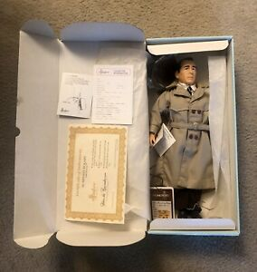 VINTAGE-1988-EFFANBEE-HUMPHREY-BOGART-LEGEND-DOLL-NEW-IN-BOX-W-TAGS