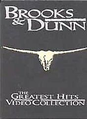 Brooks and Dunn - The Greatest Hits Video Collection (DVD, 2001) factory sealed