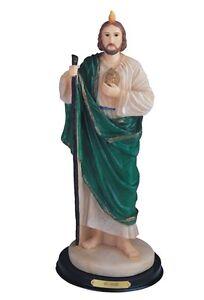 7 inch statue saint jude san judas tadeo st santo figurine figure