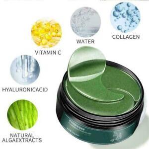 60-pcs-Set-Green-Seaweed-Collagen-Eye-Gel-Patches-Mask-Dark-N9B2-Anti-Wrink-O4H4
