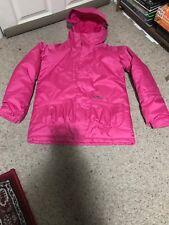 818fc498c Burton Girls Melody Dryride Snowboard Jacket Winter Coat Pink Tart ...