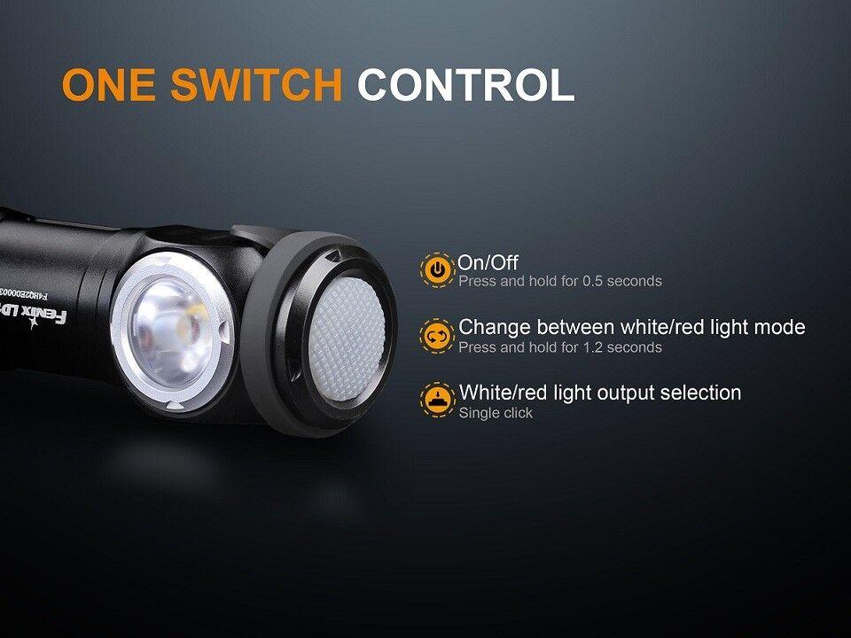 Fenix LD15R LED Anglelight Anglelight Anglelight Taschenlampe Zeltlampe Hängelampe Winkellampe ab1226