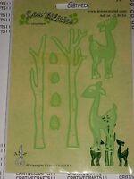 Lea'bilities Die - deer And Trees 458930 For Scrapbooking Or Cards