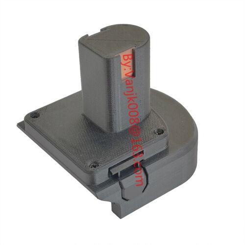 Ryobi 18V Cordless Stapler Tools Adapter Uses HITACHI 18V Slider Li-Ion Battery