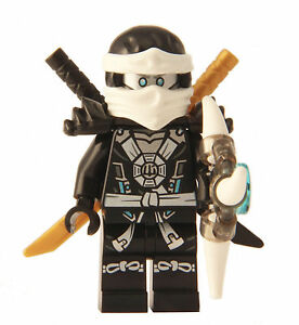 LEGO-Ninjago-Deepstone-Minifigure-Zane-with-Armor-and-Aeroblade