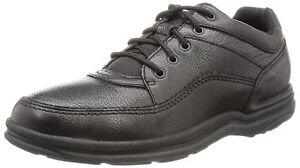 Image is loading Rockport-Mens-Walking-Shoe-Black-9-5-XW-