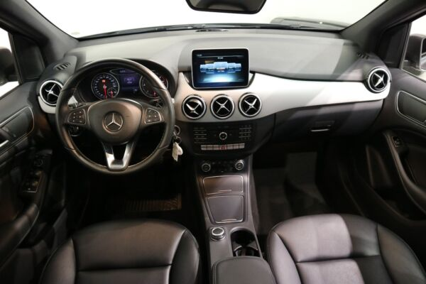 Mercedes B180 1,5 CDi Business aut. - billede 5