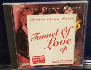 Insane Clown Posse - Tunnel of Love XXX CD 1st Press Discmaskers rare twiztid