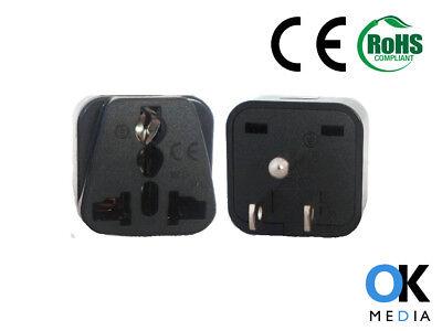 2 X Eu Uk To Usa Travel Adapter Us Canada Japan Thailand Plug Converter Adaptor Beschikbaar In Verschillende Uitvoeringen En Specificaties Voor Uw Selectie
