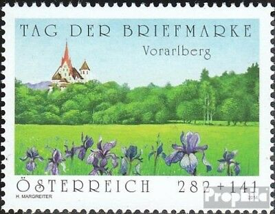 Never Hinged 2014 Philately Nature & Plants Austria 3159 Unmounted Mint