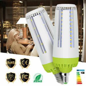 1-4-10-x-12w-E27-E14-5730-Ampoule-LED-SMD-poire-mais-ampoule-Blanc-froid-chaud