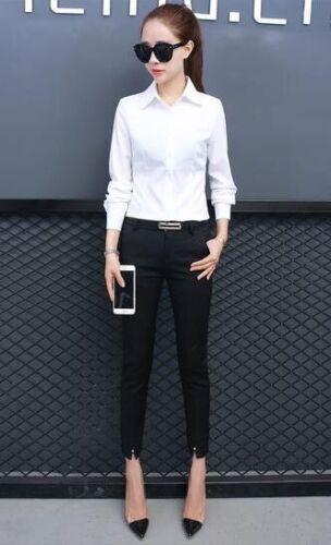 T-shirts Stylish Korean Girl Loose Blouses Elegant Summer Floral Ladies Girl/'s