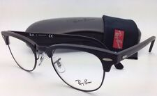 e1023e58550 item 2 New RAY-BAN CLUBMASTER Rx-able Eyeglasses RB 5154 2077 49-21 Matte  Black Frames -New RAY-BAN CLUBMASTER Rx-able Eyeglasses RB 5154 2077 49-21  Matte ...