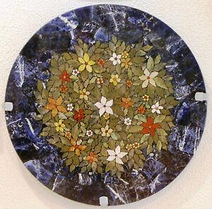 Tablero-Mesa-Table-top-Tischplatte-Wall-Plague-Sodalita-Sodalite-Sodalith-Stone