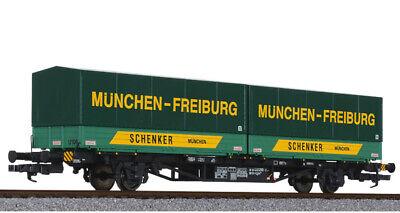 Liliput 235220 Containerwagen Lgjss SCHENKER DB Ep 4  Auf Wunsch Märklin-Achsen