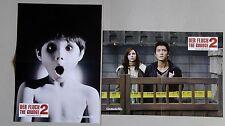 (Z312) Fotosatz + A1 Plakat DER FLUCH - THE GRUDGE 2 Amber Tamblyn, Edison Chen